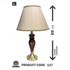آباژور چوبی 127