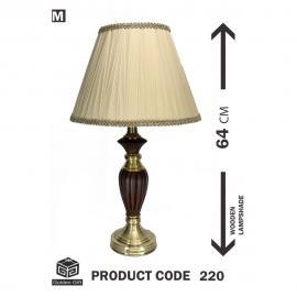 آباژور چوبی220
